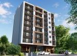University Caucasus Tower 2+1 3 | bivili Georgia Real Estate Consultancy