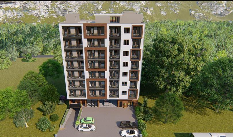 University Caucasus Tower 2+1 4 | bivili Georgia Real Estate Consultancy
