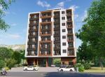 University Caucasus Tower 2+1 7 | bivili Georgia Real Estate Consultancy