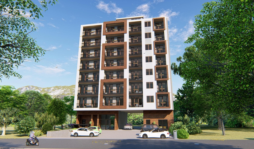 University Caucasus Tower 2+1 7   bivili Georgia Real Estate Consultancy