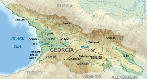 فرص الاستثمار في جورجيا