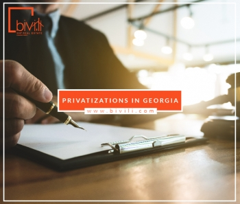 Privatizations in Georgia