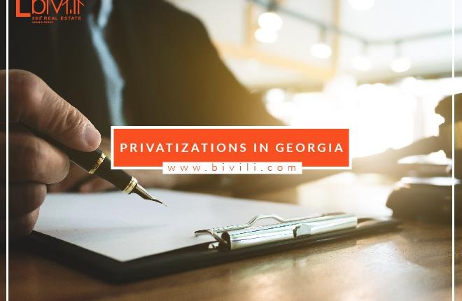 Privatizations in Georgia