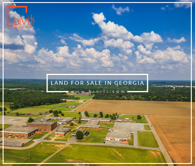 Looking for Land for sale in Georgia country, the next wonderland