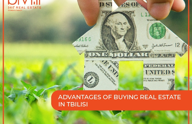 Advantages of buying real estate in Tbilisi, Georgia
