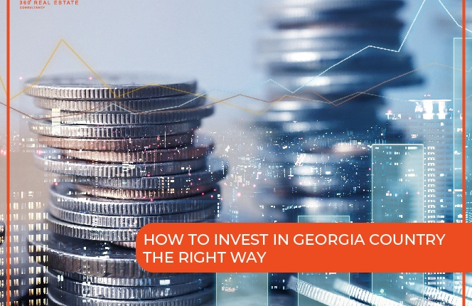 How to invest in Georgia country the right way?